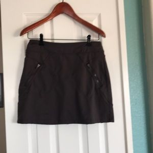 Athletica skirt with shorts